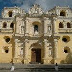 Antigua's prettiest church