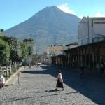 Antigua's central square