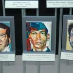 Iraq memorial close up