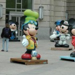 Mickey everywhere