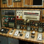 The big wall of controls