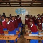 A brief visit to a school