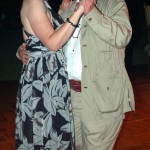 Dancing with the zoo director