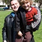 Kevin and Aydan