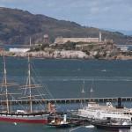 Balclutha and Alcatraz