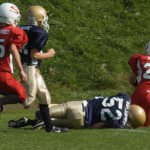 Saving the touchdown