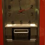 It's not a clock