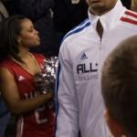 The East All-Stars return