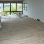Hardwoods from the other side of the main room