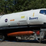 The Shuttle Discovery?