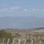 The Andes from Achaval-Ferrer