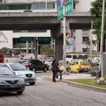 Panamanian rush hour