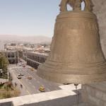 Plaza de Armas and bell