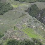 Huayna views