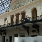 Other side of Bellas Artes