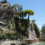 Santa Lucia waterfall