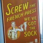Sock!
