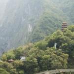 Hilltop pagoda