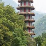 More pagoda