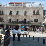 Tower of David area